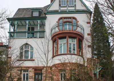 Villa Mielke Denkmalschutz