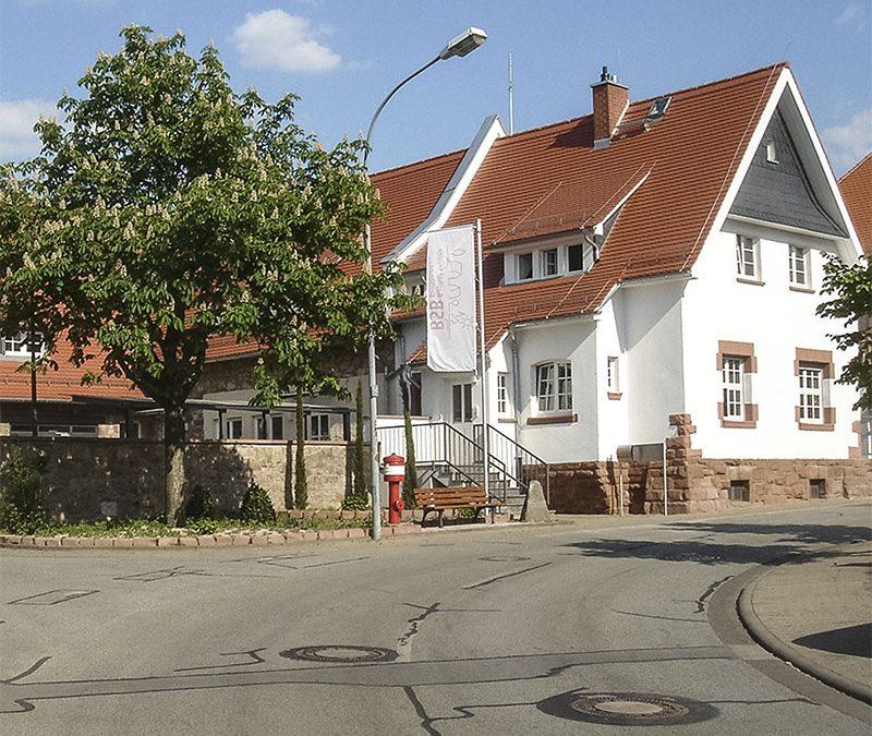 Bensheim Bauhof