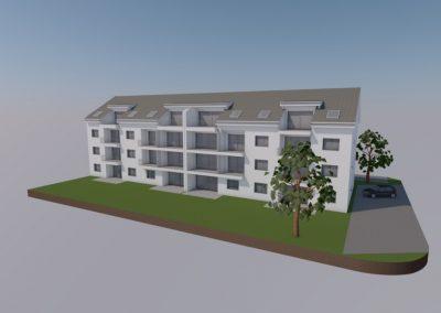 Projekt Dammstraße Visualisierung